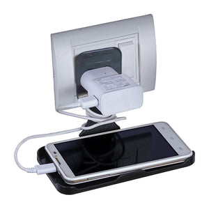 0289 Wall Holder for Phone Charging Stand Mobile with Holder - DeoDap
