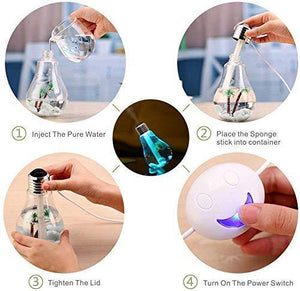 1242 Automatic Spray Sanitizer Air freshener Humidifier - DeoDap