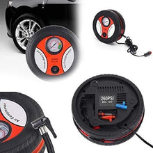 Load image into Gallery viewer, 0504 Electric DC12V Tire Inflator Compressor Pump - DeoDap