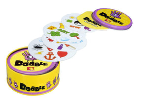 1082 Dobble Game for Children (Multicolour) - DeoDap