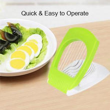 Load image into Gallery viewer, 0063 Premium Egg Cutter - DeoDap
