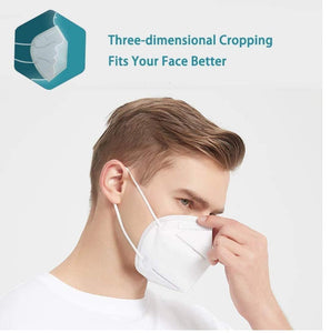 0258  N95 Reusable and Washable Anti Pollution/Virus Face Mask - DeoDap