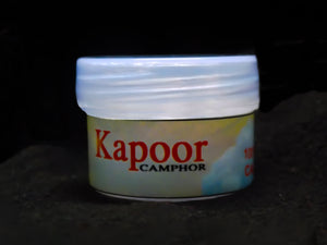 2106 Pure Kapoor Tablets for Diffuser Puja Meditation (10gm) - DeoDap