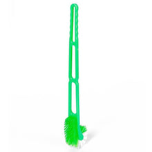 Load image into Gallery viewer, 1292 2 In 1 Double Hockey Stick Shape Toilet Brush - DeoDap