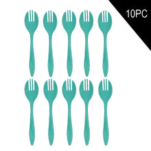 Load image into Gallery viewer, 2181 Heavy Duty Dinner Table Forks for Home Kitchen (Pack of 10) - DeoDap