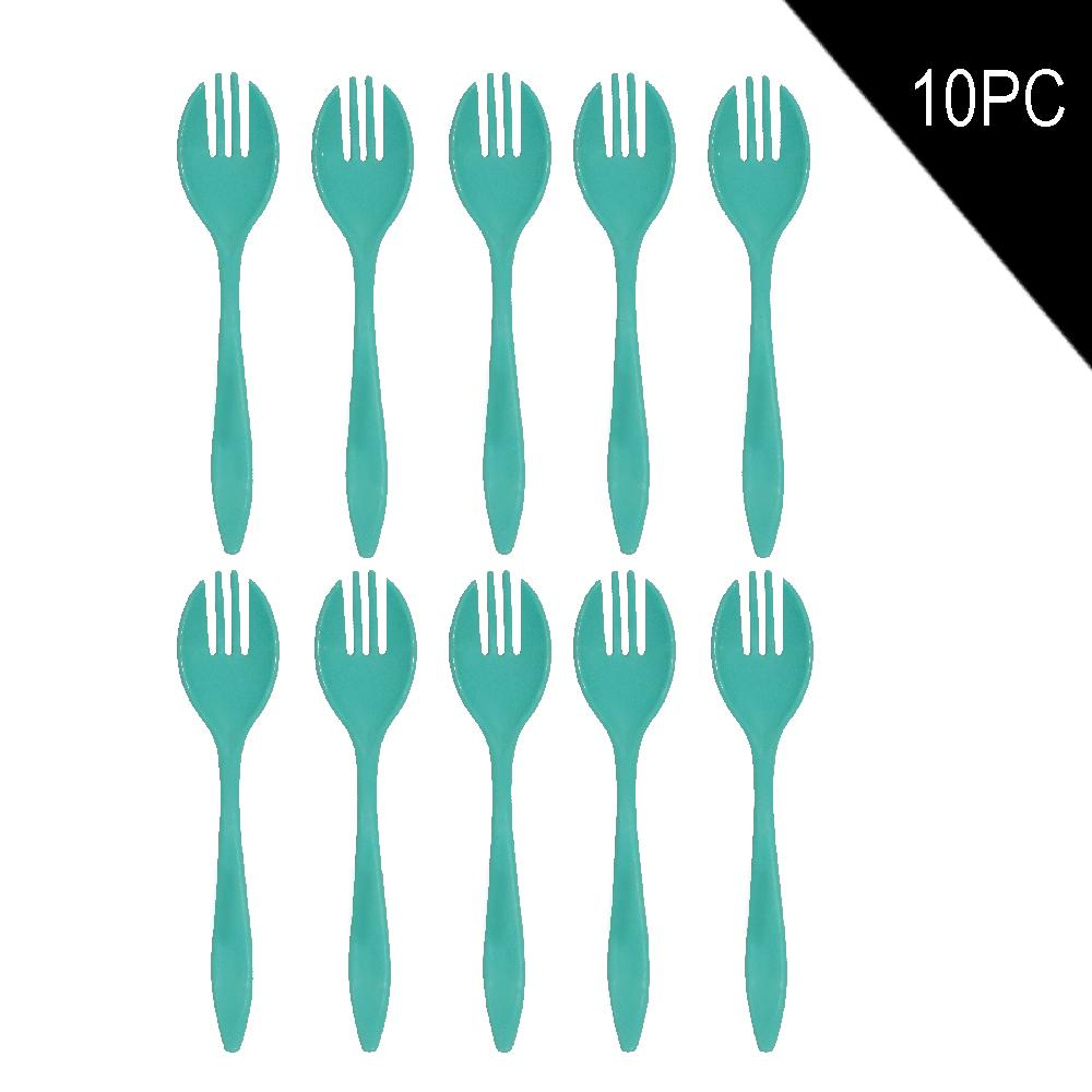 2181 Heavy Duty Dinner Table Forks for Home Kitchen (Pack of 10) - DeoDap