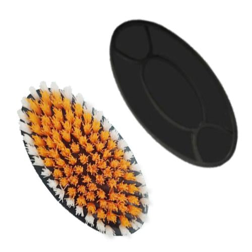 1294 Black Brush for Washing Cloth and Mat - DeoDap