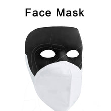 Load image into Gallery viewer, 1278 Anti-Pollution Foldable Face Mask Classy White - DeoDap