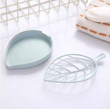 Load image into Gallery viewer, 0832 Leaf Shape Dish Soap Holder for Kitchen and Bathroom - DeoDap