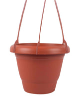 Load image into Gallery viewer, 0840 Hanging Flower Pot with Rope - DeoDap