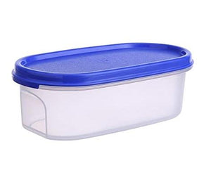 2073 Modular Transparent Airtight Food Storage Container - 500 ml - DeoDap