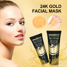 Load image into Gallery viewer, Peel Off  Facial Mask 24K Gold Anti Aging Wrinkles Whitening beauty Skin Care  from united state - Stylish boutiques