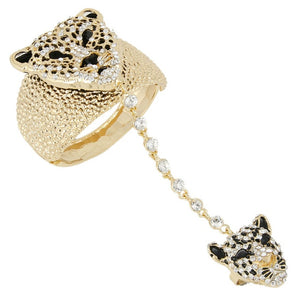 Panther Bangles bracelet Ring Set For Women from United State - Stylish boutiques
