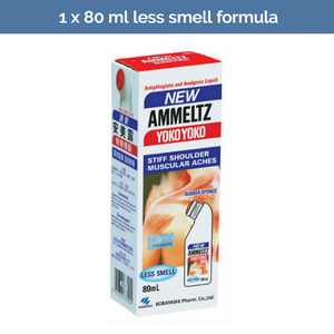 AMMELTZ YOKO YOKO Lotion for Muscle, Shoulder, Back Pain Relief - 80ml