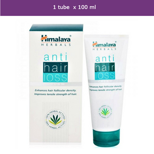 HIMALAYA anti hair loss cream 100ml to prevent hair fall