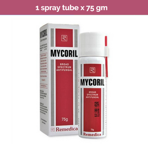 Mycoril 1% broad spectrum antifungal spray