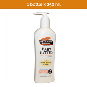 PALMER'S COCOA BUTTER Baby Massage Cream for delicate baby skin - 250ml