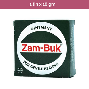 ZAM-BUK Traditional Skin Ointment for bruises, burns, cuts & insect bites - 18g