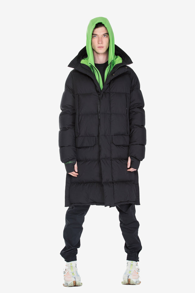 Long Down Jacket Qk276-1