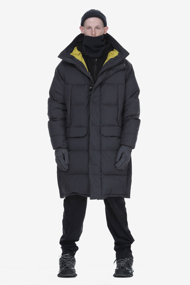 Long Down Jacket Qm276-2 AITKEN