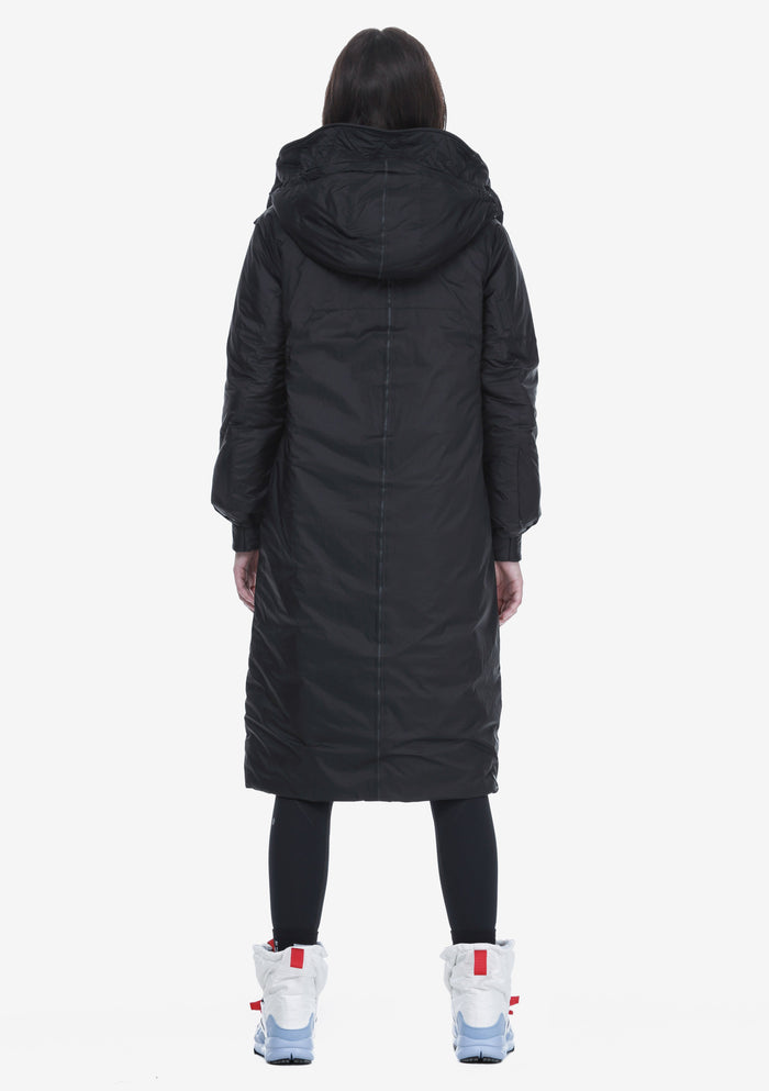 Long Hooded Qw263-1 RITEG