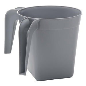 Wash Cup Grey Square