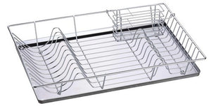 DISH DRAINER W/UTENSIL HOLDER SET