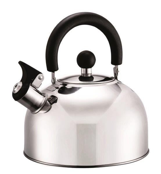 TEA KETTLE 3.5LT. WHISTLING Stainless Steel