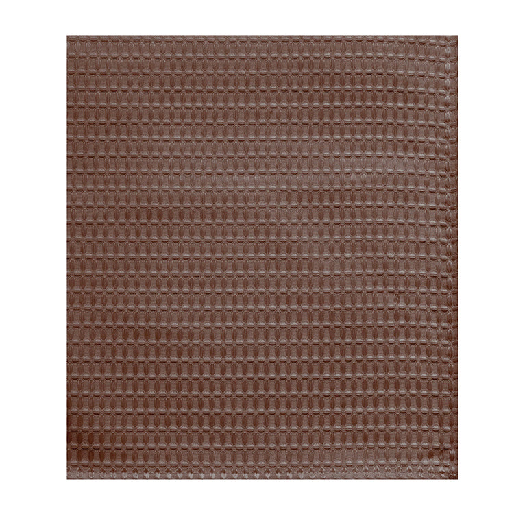 Hotel Lux Shower Curtains, Chocolate