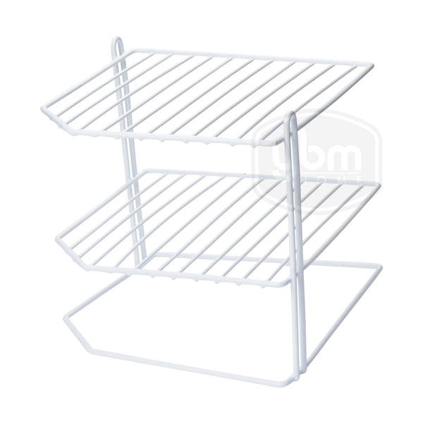 3 Tier Corner Helper Shelf