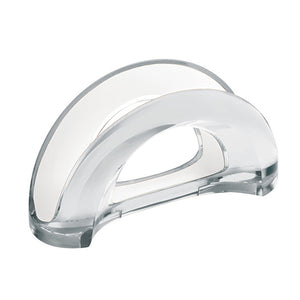 Guzzini Two Tone Table Napkin Holder Mirage