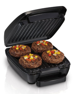 Hamilton Beach 25357C Indoor Grill