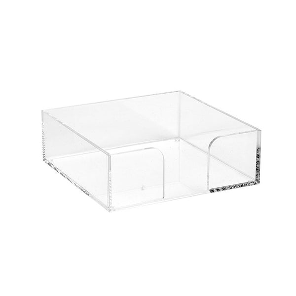 Elements Napkin Holder Luncheon Clear