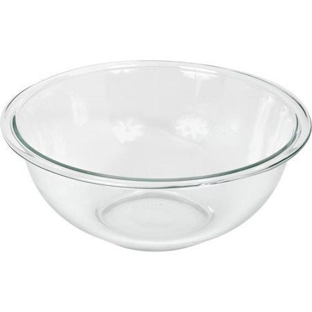 Pyrex Glass 2.5 Quart Mixing Bowl