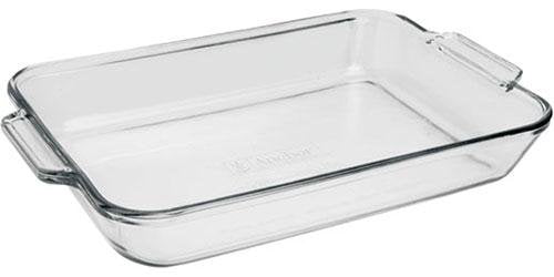 Anchor Hocking Company 4-Quart Clear Essentials Baking Dish