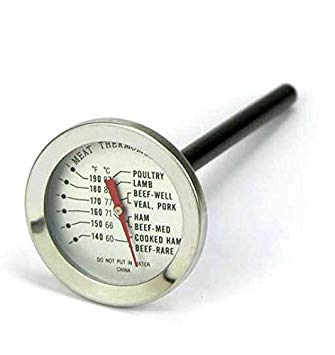 Luciano Meat Thermometer 1Pc