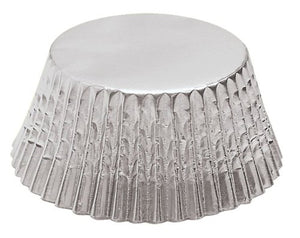 Fox Run Silver Foil Standard Bake Cups - 32 Cups