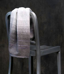 Sparkle Gray Hand Towel