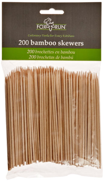 Fox Run Bamboo Skewers - 4