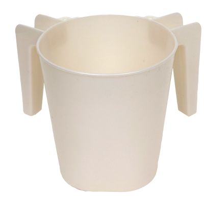 Plastic Washing Cup Pearl