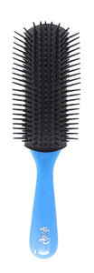 Goody Straight Talk Rubber Styler Brush, Color May Vary
