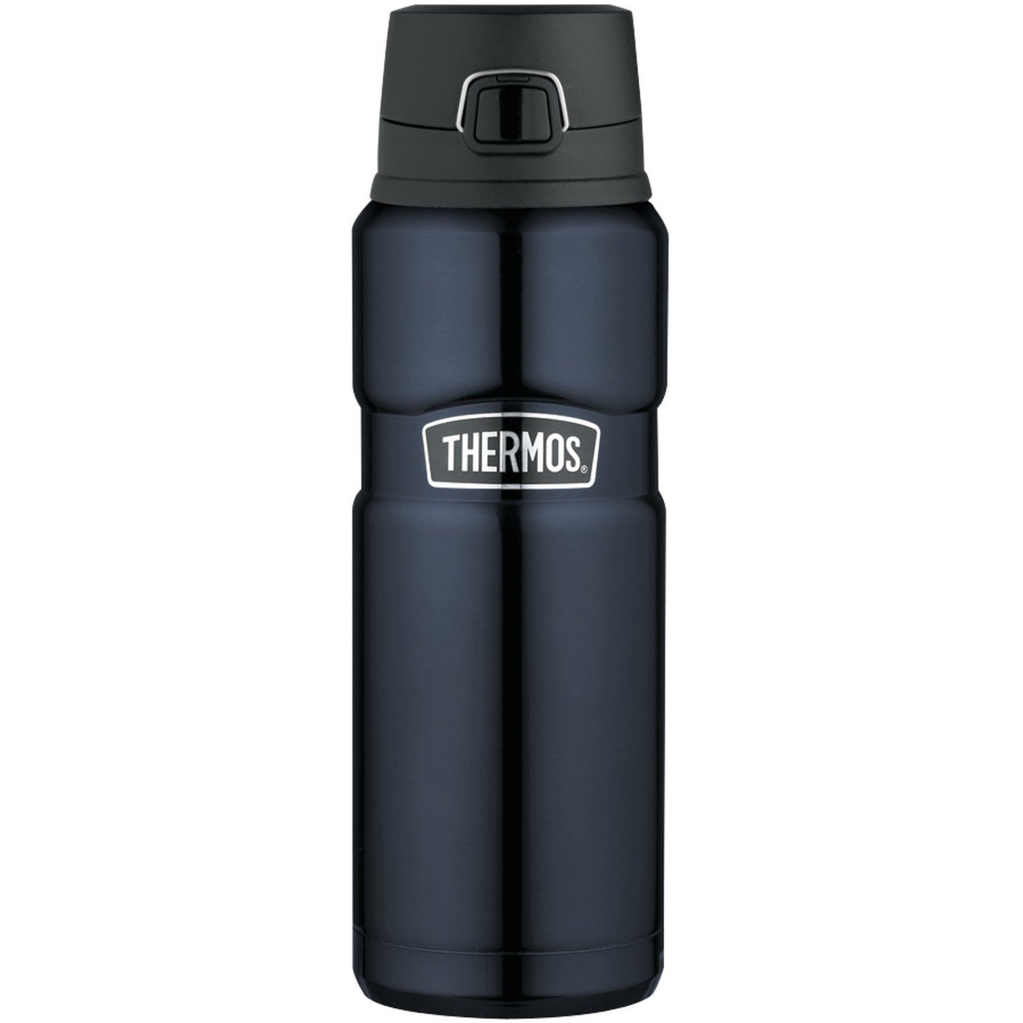 Thermos  Stainless King 24-Ounce Leak Proof Drink Bottle, Midnight