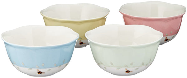 Lenox Butterfly Meadow 12-Ounce Dessert Bowls Set of 4