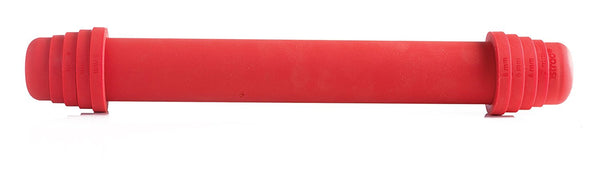 Mastrad Silicone Rolling Pin, Large, Red