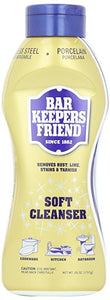 Bar Keepers Friend Liquid Soft Cleaner - 26 oz