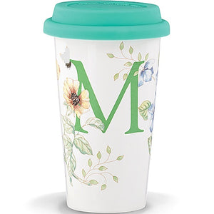 Lenox Butterfly Meadow Thermal Travel Mug, M