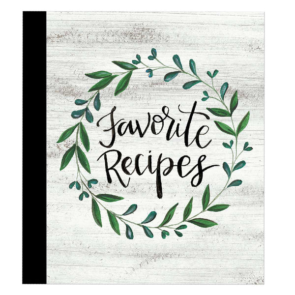 Vintage Kitchen Recipe Binder