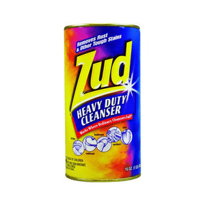 Zud Heavy Duty Cleanser Powder: 16 OZ