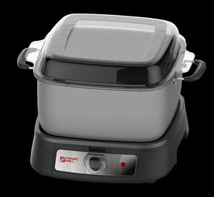 12Qt Slow Cooker with Handle