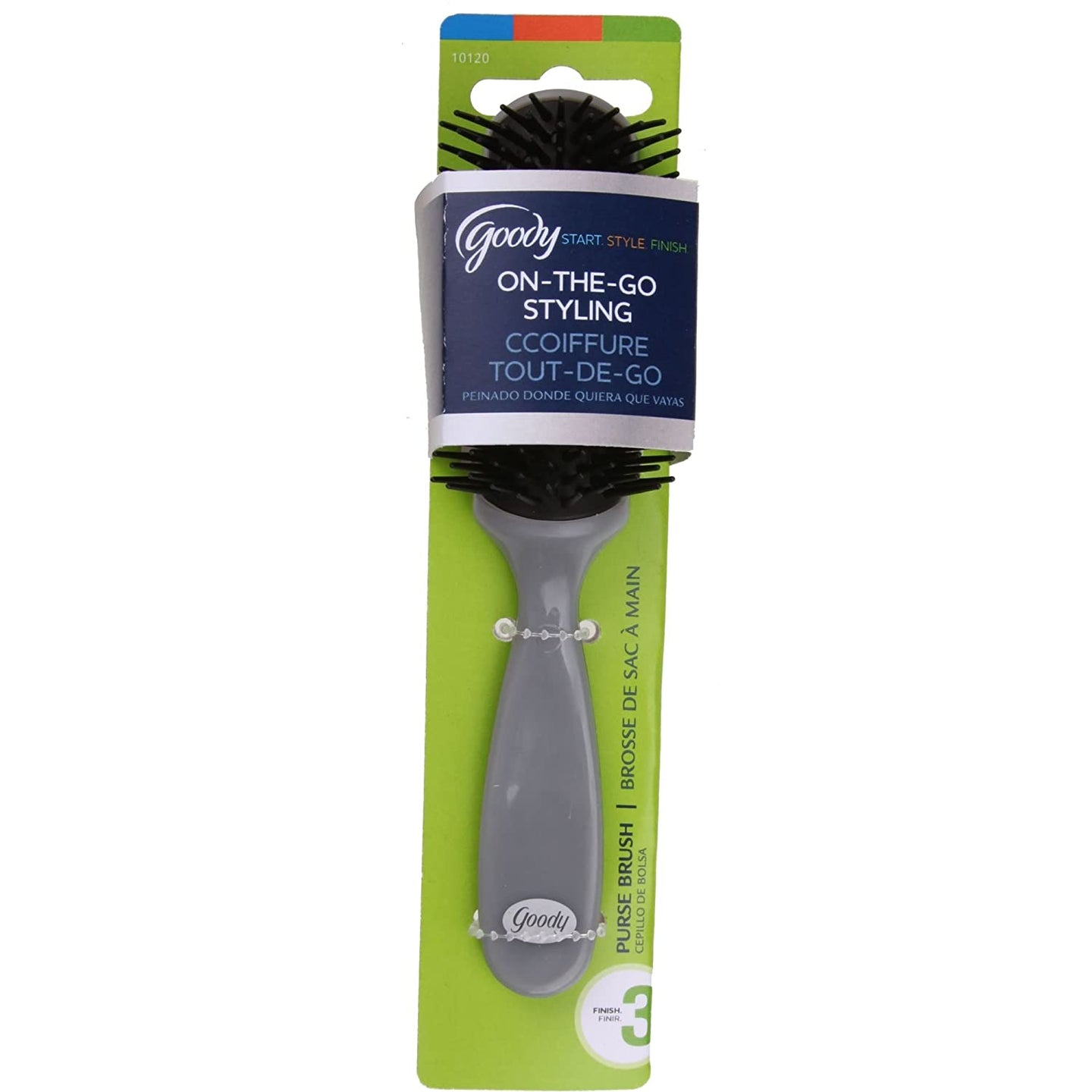 Goody Styling Essentials Purse Flair Brush